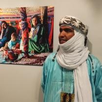 Moussa Ag Assarid avajaisissa
