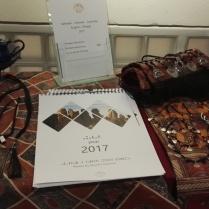 Kalenterimme vuodelle 2017